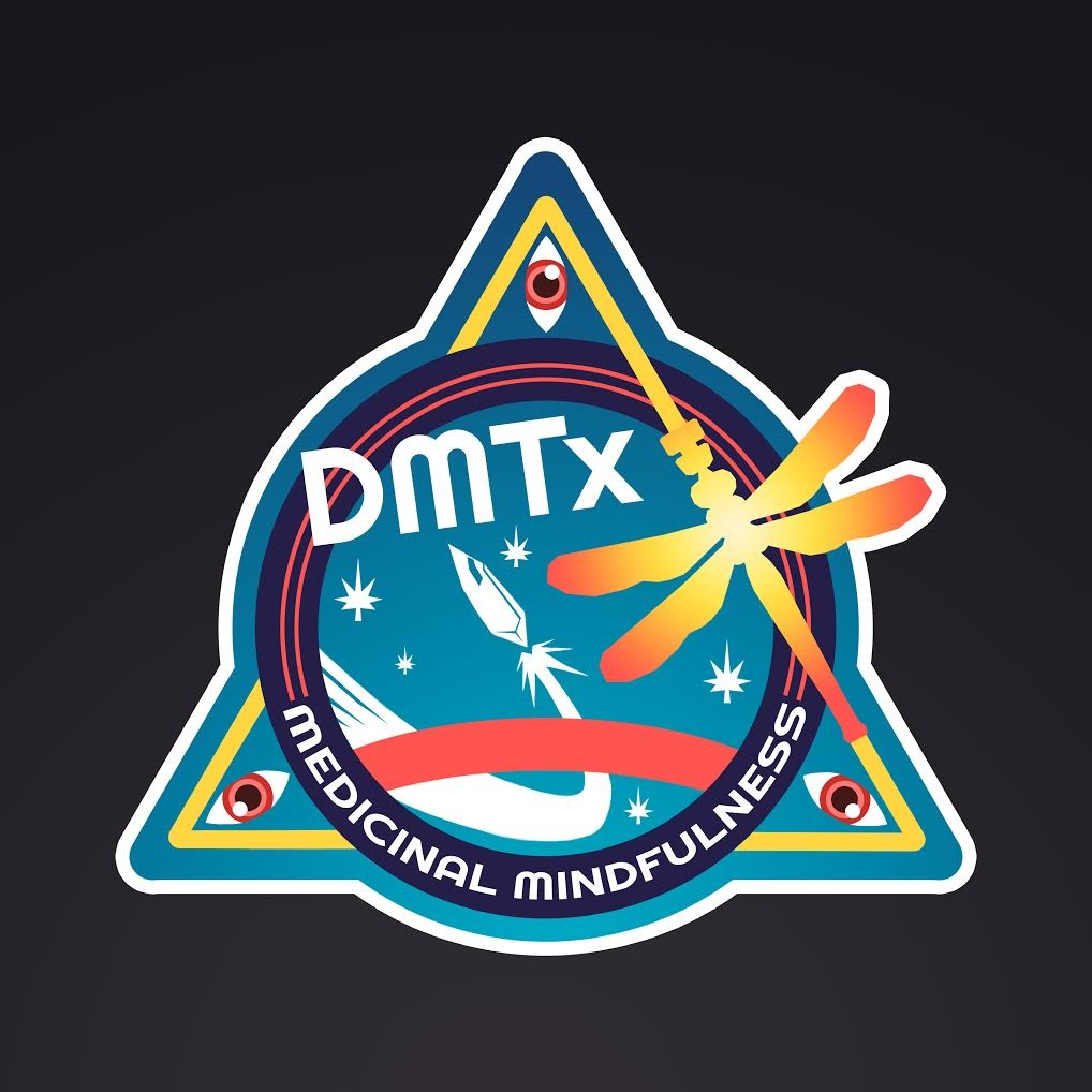 Ad for Psychedelics Today webinar, DMTx Psychonaut Training